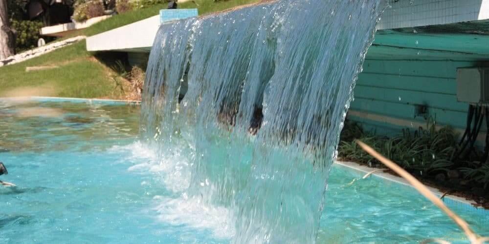 beautiful and relaxing waterfalls