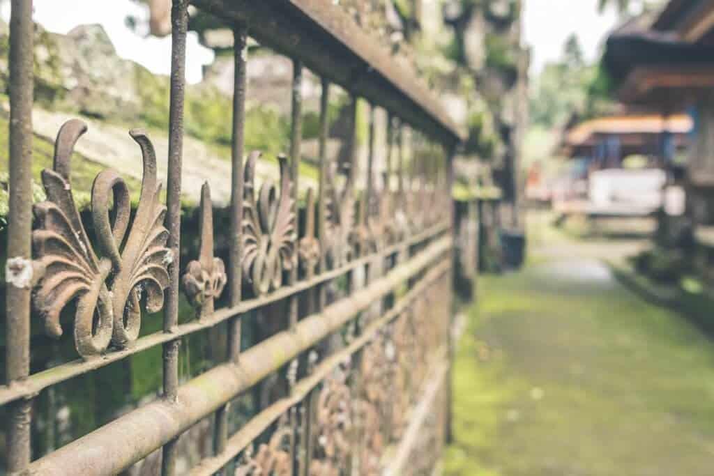 Repairing or Replacing Fences